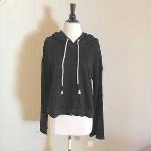 MODEL + MAKE  Dreamy Kimono Sleeve Hoodie Size L